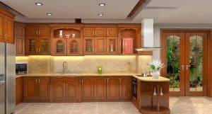 Mỗi mẫu tủ bếp có giá thành khác nhau