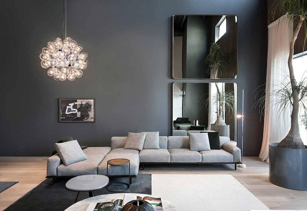 Thiết kế nội thất đương đại với sự đơn giản và đầy tinh tế