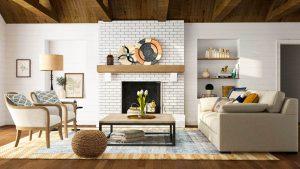 Phong cách Rustic mang đến nét đẹp mộc mạc và giản dị
