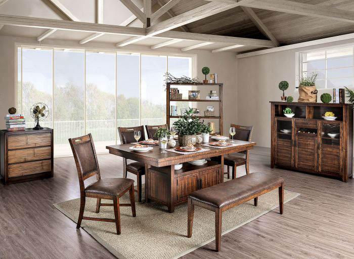 Màu sắc tự nhiên của gỗ và đá mang tới nét đẹp bình dị và giản đơn