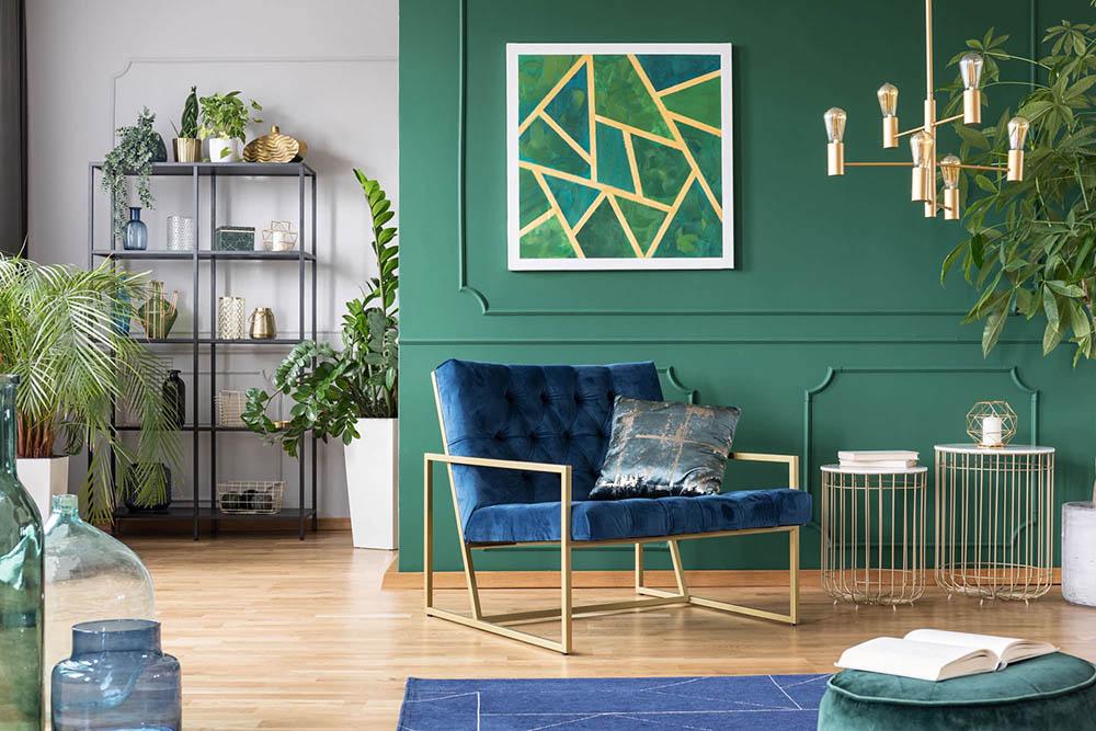 Thiết kế nội thất phong cách mang nét đẹp thiên nhiên