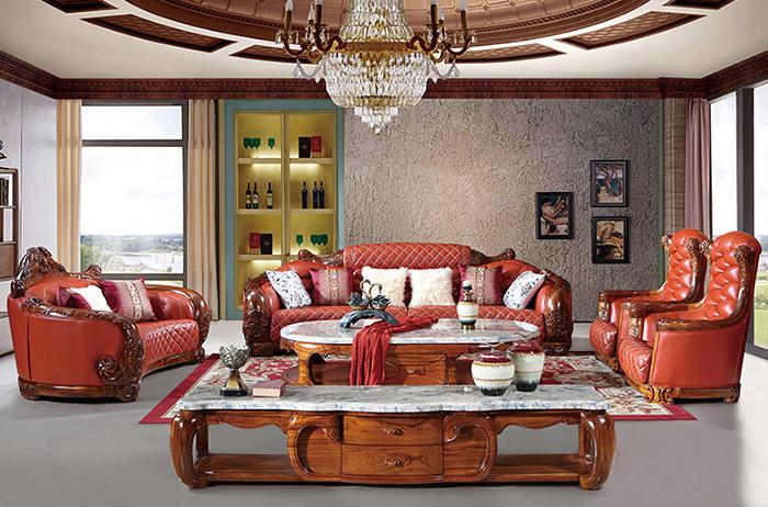 Độ bền của bàn ghế sofa làm từ loại gỗ này rất cao, lên đến hàng chục năm