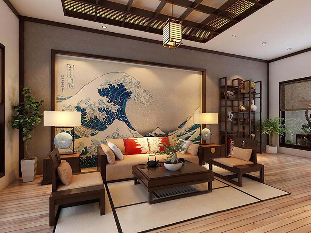 Thiết kế phong cách Nhật Bản với nét đẹp tinh tế và thanh nhã