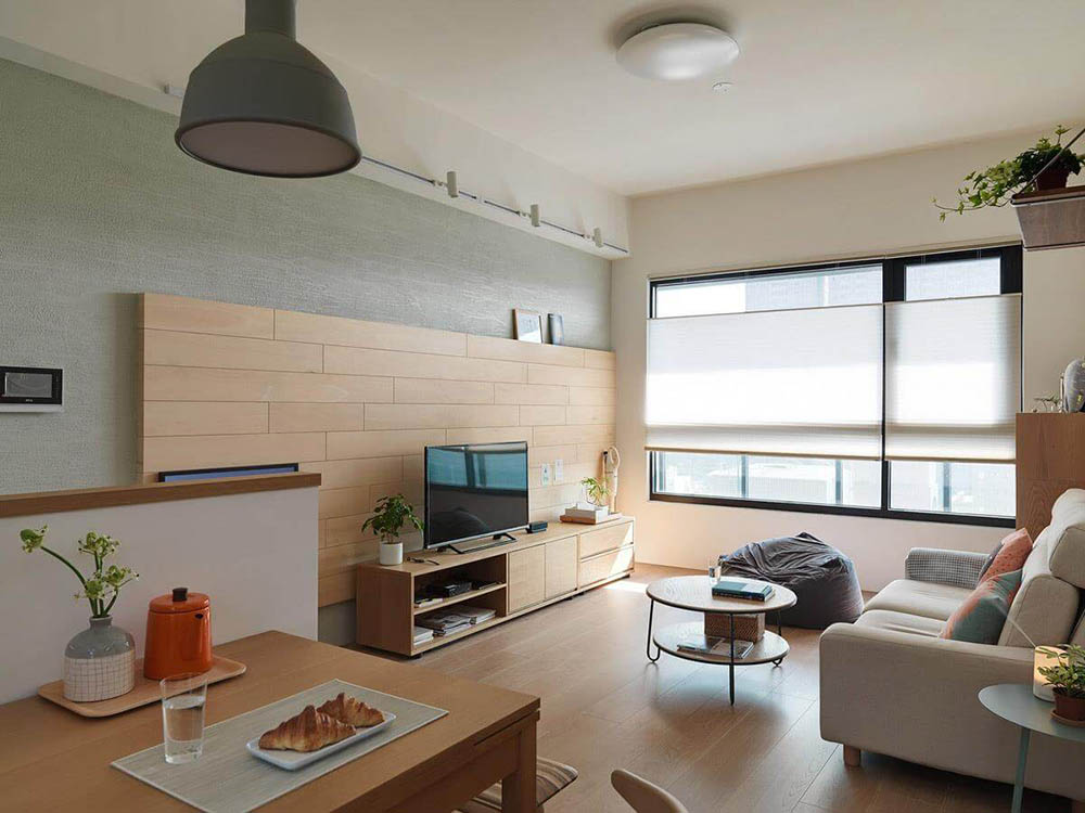Phòng khách kiểu Nhật | 20+ Thiết kế ấn tượng độc đáo nhất năm