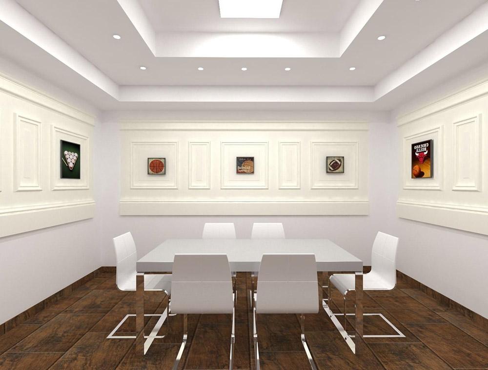 Thiết kế nội thất phòng họp   30+ Xu hướng thiết kế mới nhất