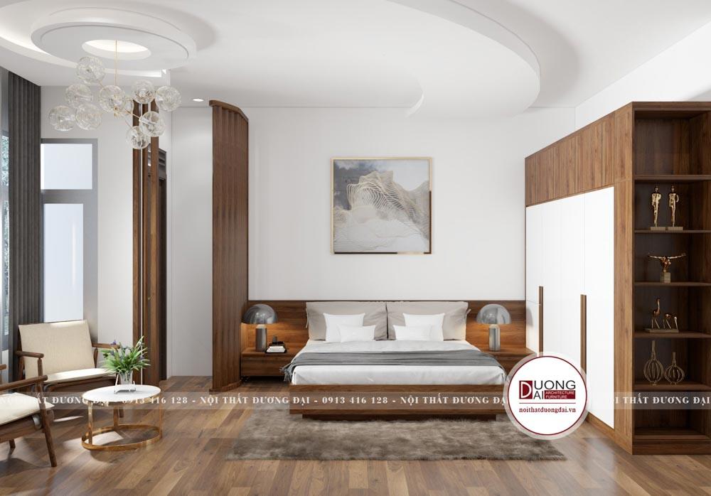 Thiết kế nội thất nhà anh Thắng tại Phú Thọ