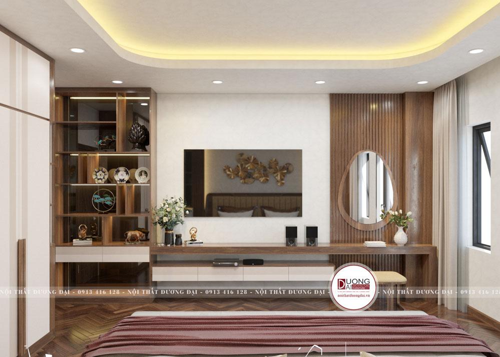 Thiết kế đa năng mang đến không gian mở cho căn phòng