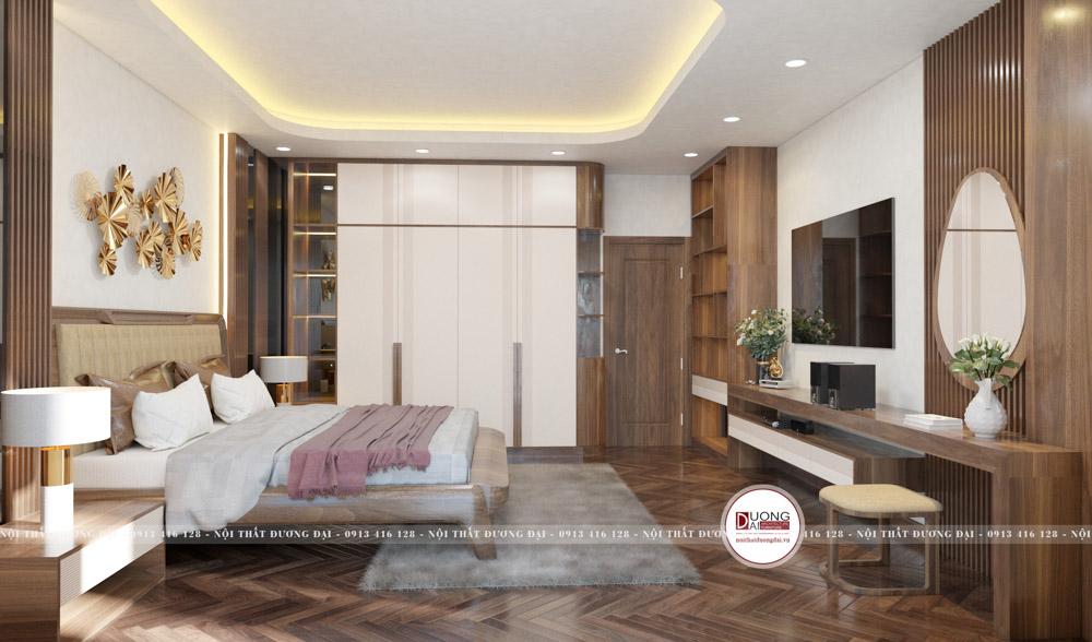 Thiết kế nội thất biệt thự Kiến Hưng Luxury | CĐT: Anh Thành