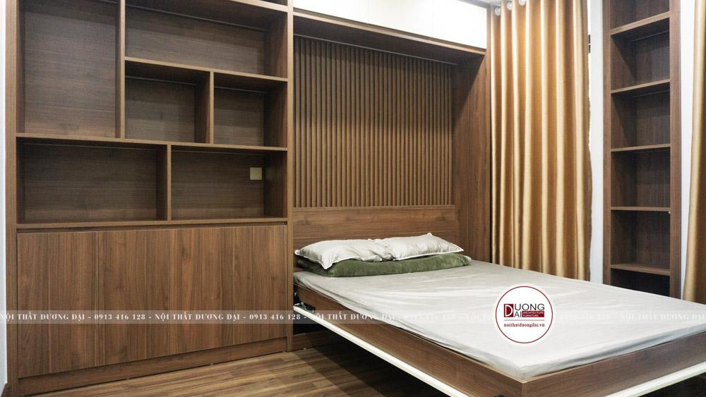 Thi công nội thất nhà liền kề Ao Sào | CĐT: Anh Kiến 4,5x14m