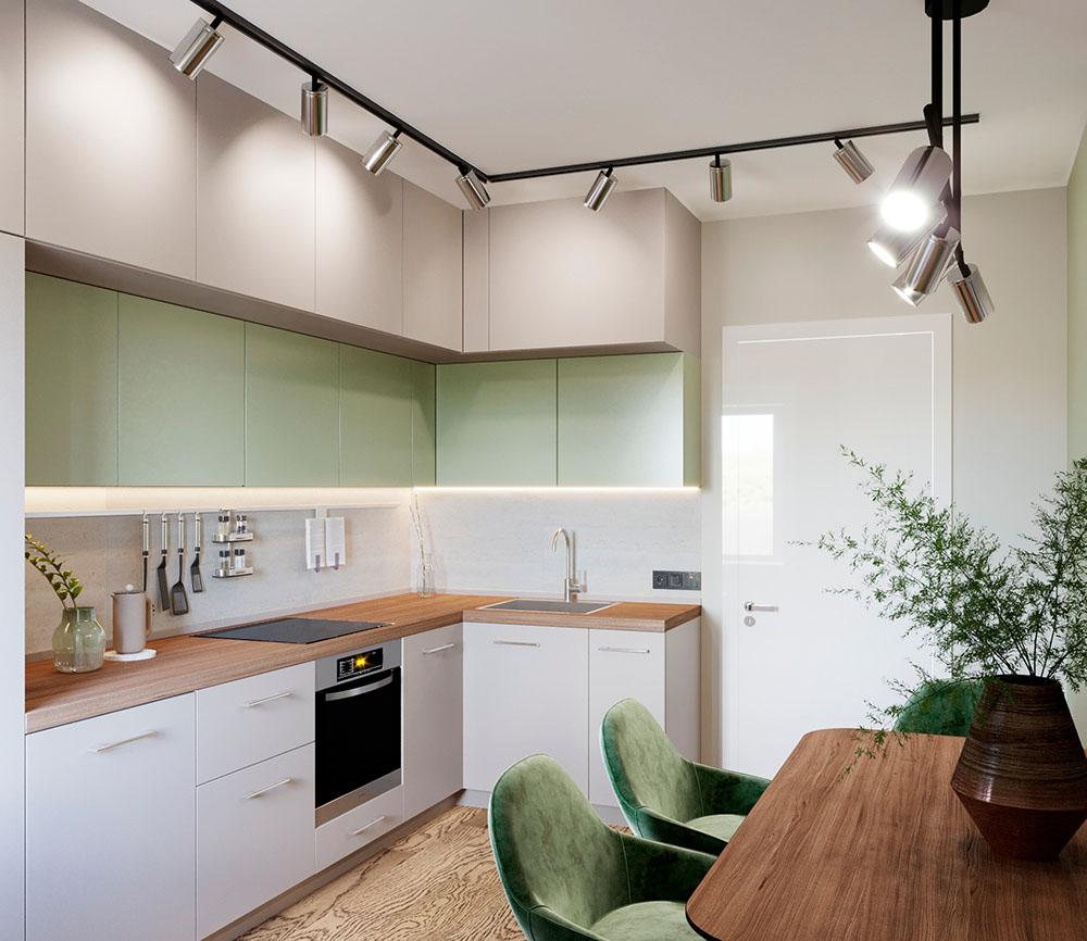 Thiết kế 2 tầng độc đáo với màu sắc tinh tế và đầy trang nhã