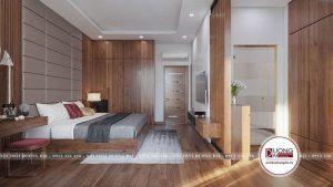 Mẫu Phòng Ngủ Có Toilet Tiện Nghi Hiện Đại Đáng Sống