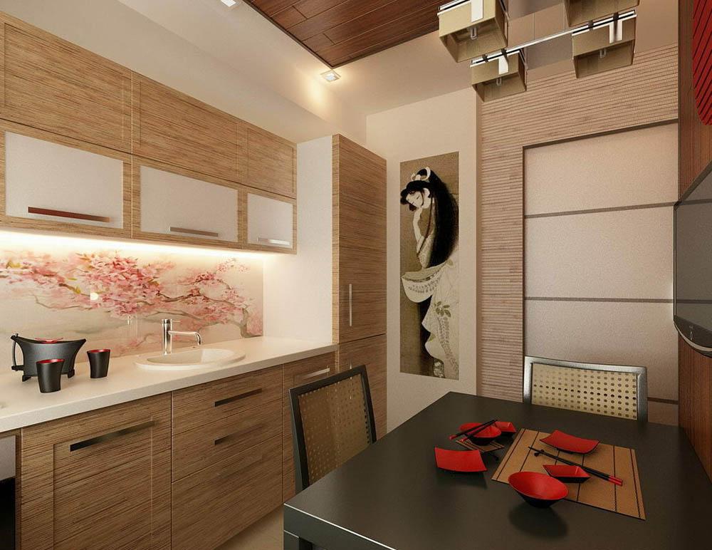 Thiết kế căn bếp nhỏ diện tích 10m2 với sự tiện nghi cao