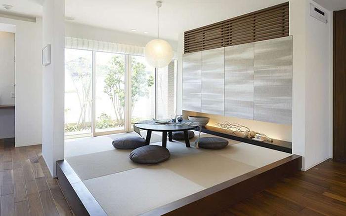 Thiết kế phòng khách siêu sang trọng với không gian mở