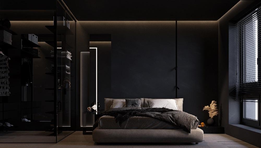 Thiết kế căn phòng với nội thất đơn giản và tinh gọn phong cách Minimalism