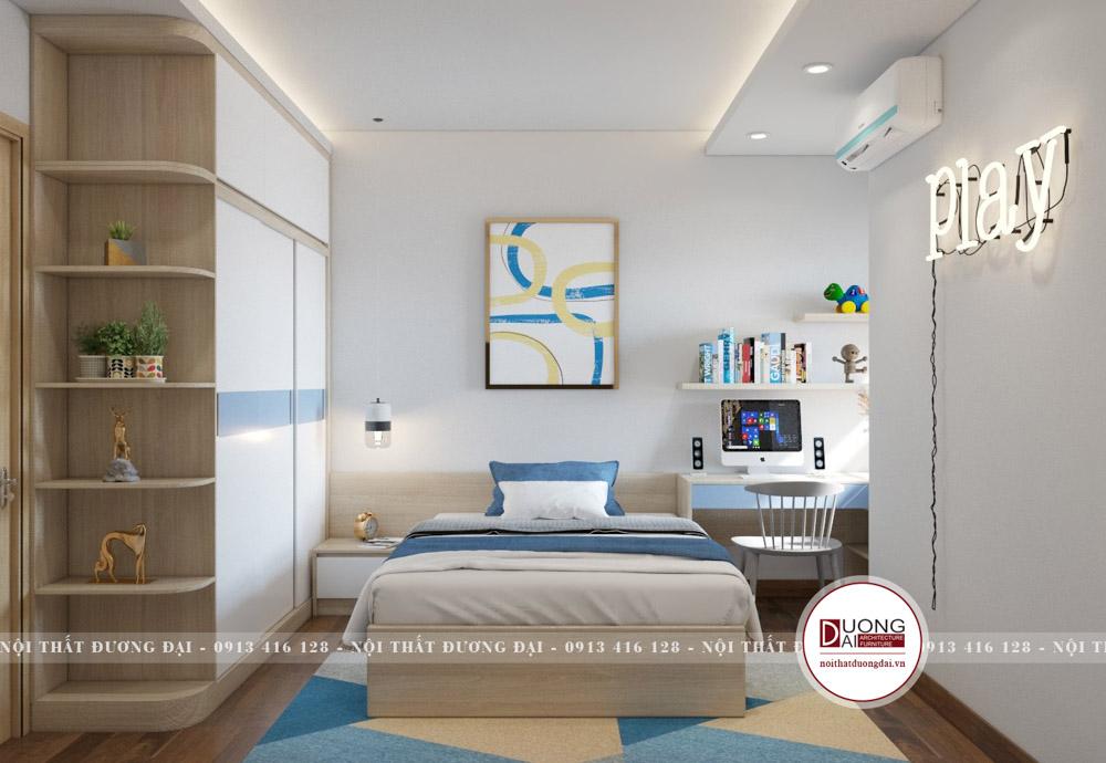 Thiết kế nội thất chung cư Thăng Long City | CĐT: Chị Tuyền