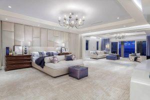 Phòng ngủ 100m2 đẳng cấp | BST 9+ thiết kế thượng lưu nhất