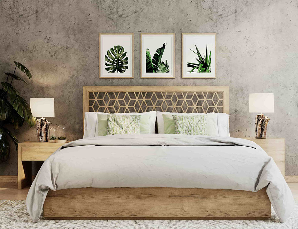 Thiết kế đầy mộc mạc mang đậm nét thiên nhiên vùng nhiệt đới