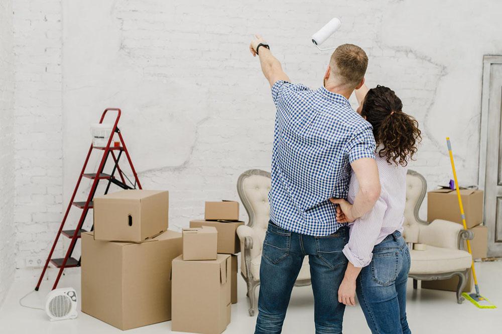 Thay đổi nội thất và phong cách thiết kế cho căn hộ