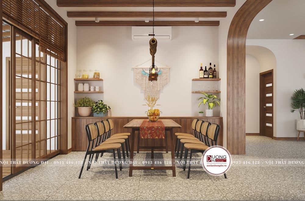 Thiết kế nội thất biệt thự vườn 13x14m | CĐT: Anh Ánh