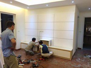 Thiết kế nội thất hiện đại mang lại điểm nhấn cho căn phòng
