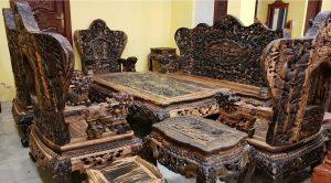 Thiết kế từ gỗ có tính thẩm mỹ cao, màu sắc ấn tượng và cuốn hút