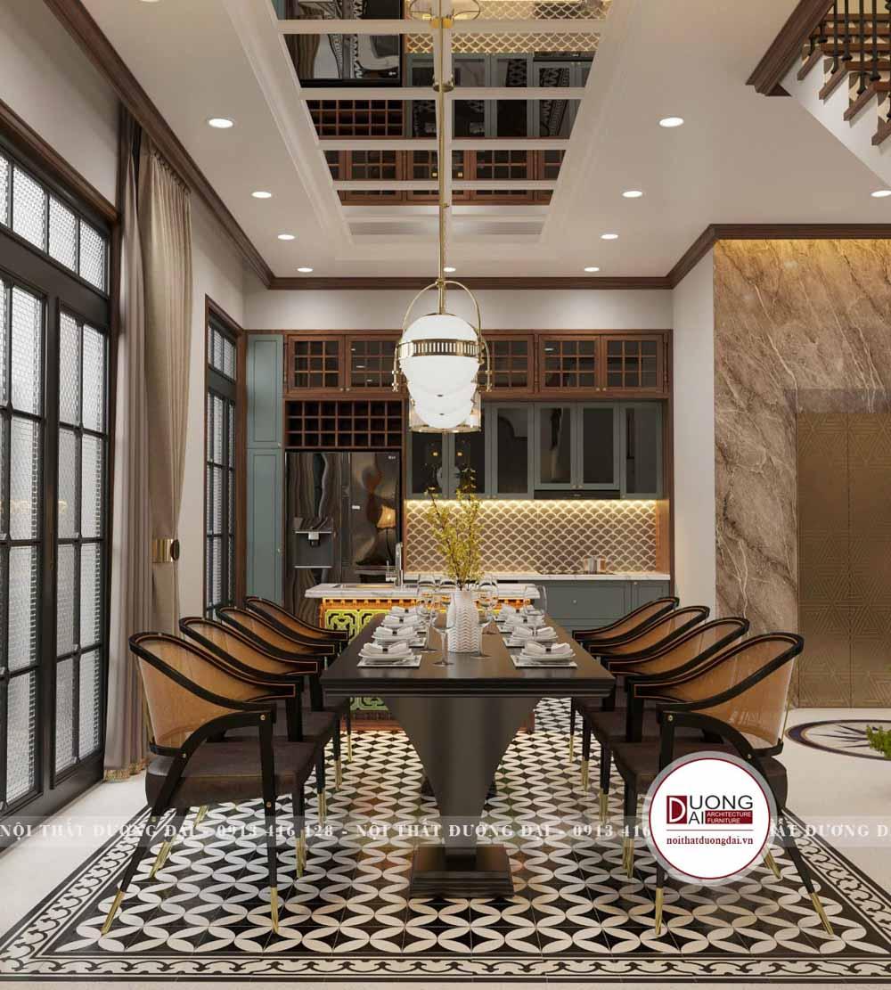 Thiết kế nội thất biệt thự Vinhomes Marina Hải Phòng |CĐT: Anh Cường