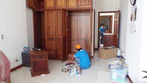 Thi công làm mới nội thất đẹp hơn cho phòng ngủ