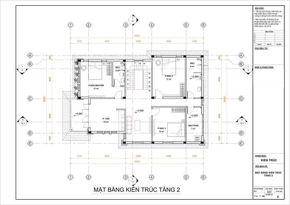 Mẫu nhà vườn 2 tầng 4 phòng ngủ đẹp mê ly hoàn mỹ nhất