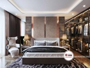 Phòng ngủ nhà ống 4m | BST 15+ thiết kế xuất sắc nhất năm 2021