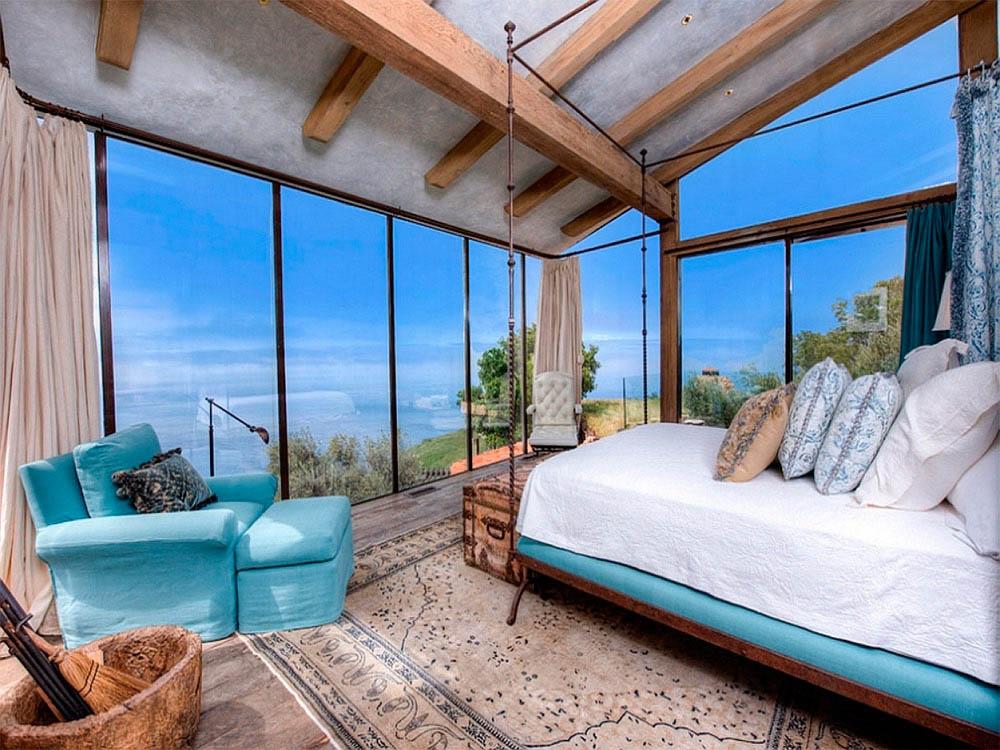 Phòng ngủ phong cách Địa Trung Hải tinh tế và ấn tượng nhất