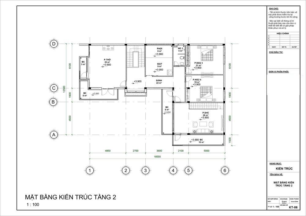 Biệt thự 2 tầng 130m2 đẹp mê ly với kiến trúc siêu ấn tượng