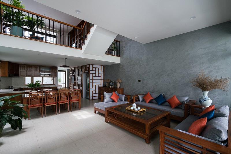Đường nét thiết kế tinh tế của các mẫu nội thất Grand Bois