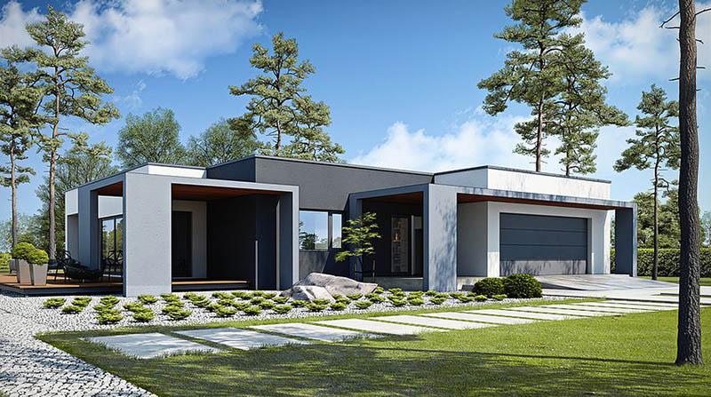 Kiến trúc độc đáo với tính mỹ thuật cao, đem đến không gian sống hoàn mỹ