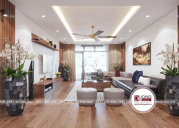 Thiết kế nội thất nha phố phải đưa ra các giải pháp thiết kế chi tiết, nghiên cứu chuẩn theo hiện trạng
