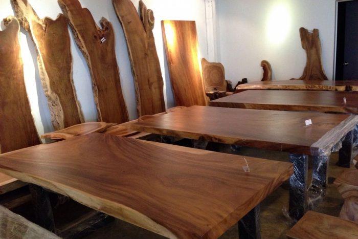 Gỗ me tây là loại gỗ được nhiều người yêu thích