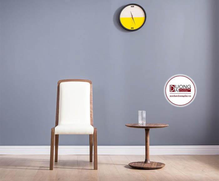 Mẫu ghế ăn trang nhã và lịch sự