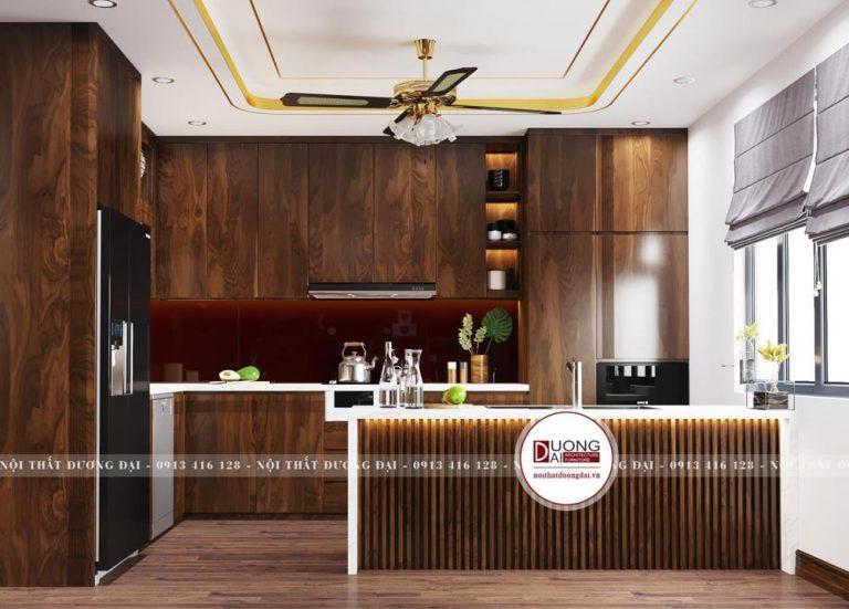 Phòng bếp dành riêng cho chung cư