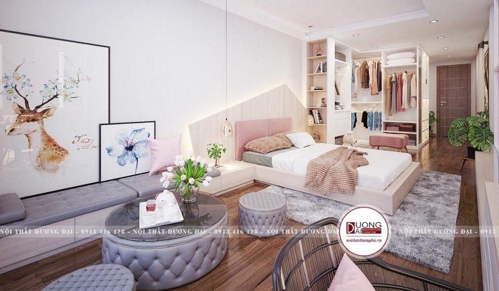 Phong cách nội thất hiện đại