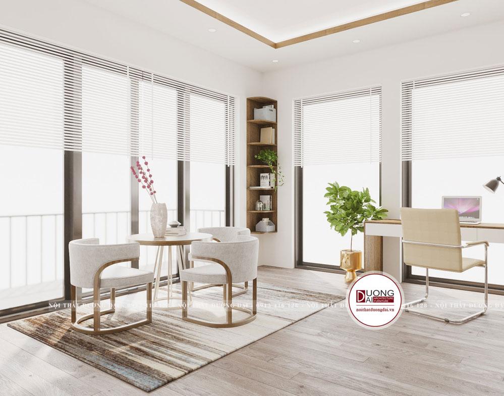 Thiết kế nội thất biệt thự 2 tầng | CĐT: Chị Hương - Hải Dương