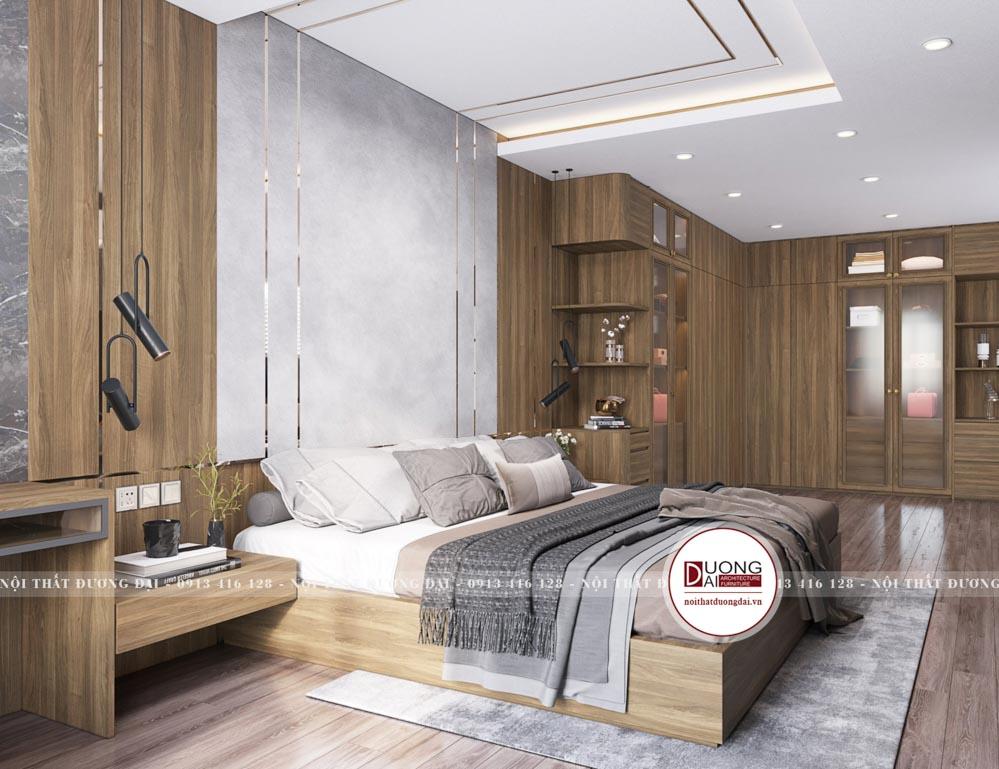 Nội thất nhà ống 2 tầng đẹp | CĐT: Chị Ánh - TP Bắc Ninh