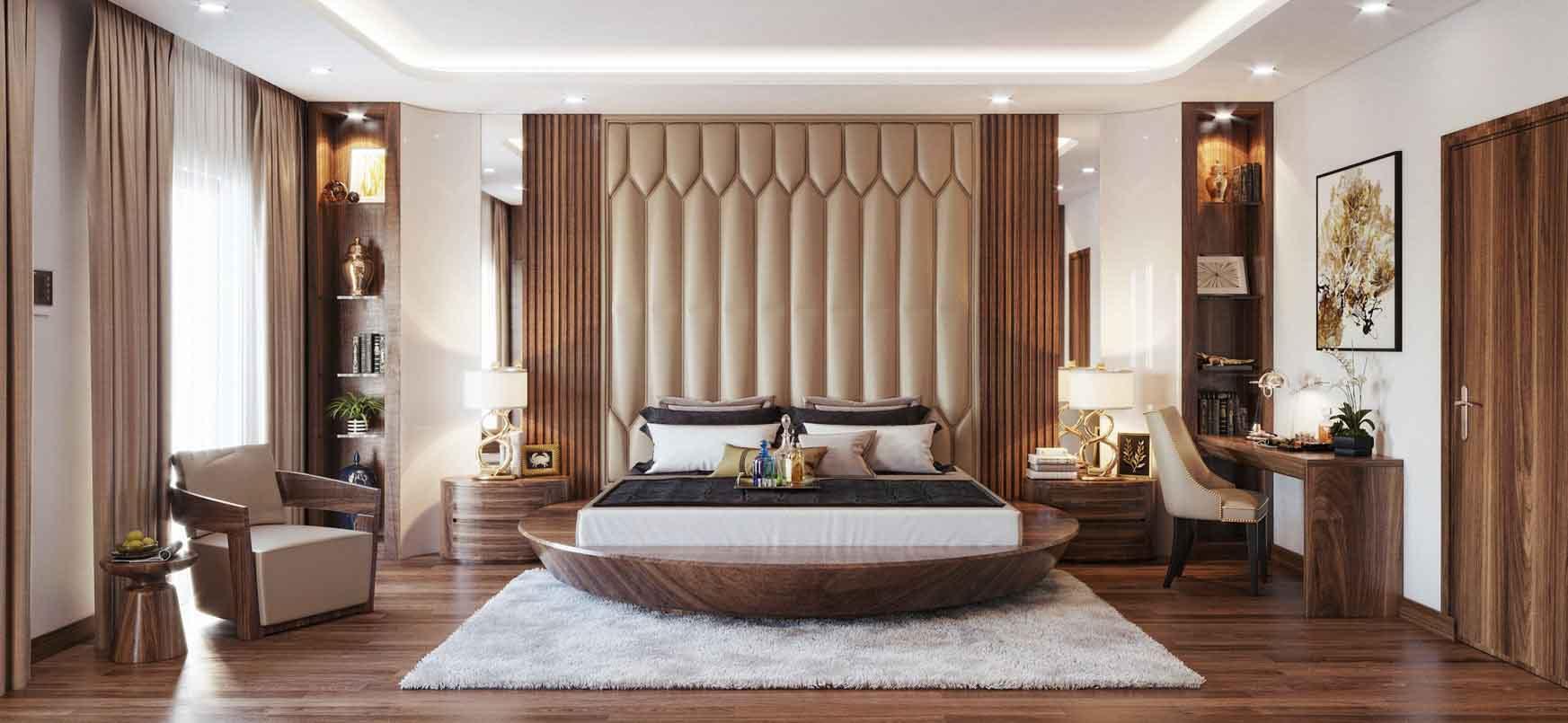 Dịch vụ thiết kế nội thất đẹp, theo yêu cầu của khách hàng.