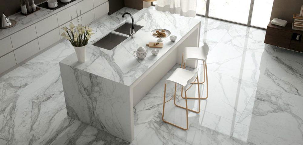Đá trang trí nội thất marble