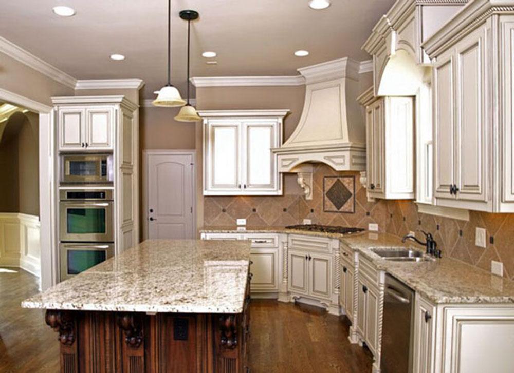 Lựa chọn đá trên bàn bếp với màu sắc dựa theo nhu cầu sử dụng và màu sắc chủ yếu của căn bếp
