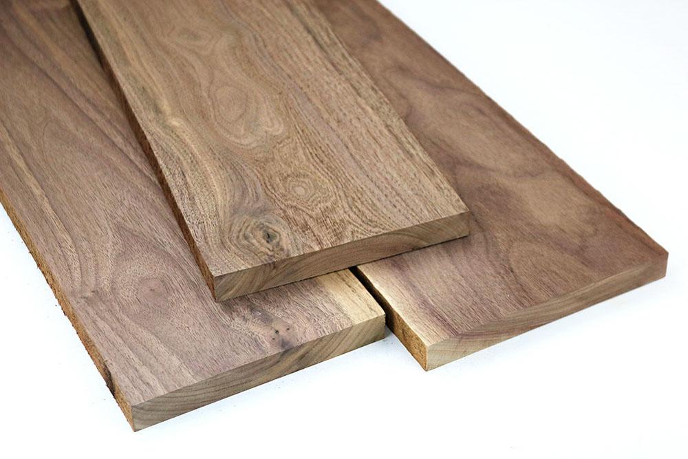 phân biệt gỗ veneer óc chó và gỗ óc chó
