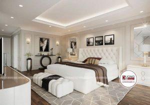 Phòng ngủ sang chảnh