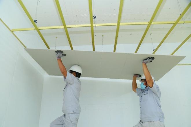 Thi công phần thô chính là bước đầu tiên trong quá trình thi công nội thất trọn gói.