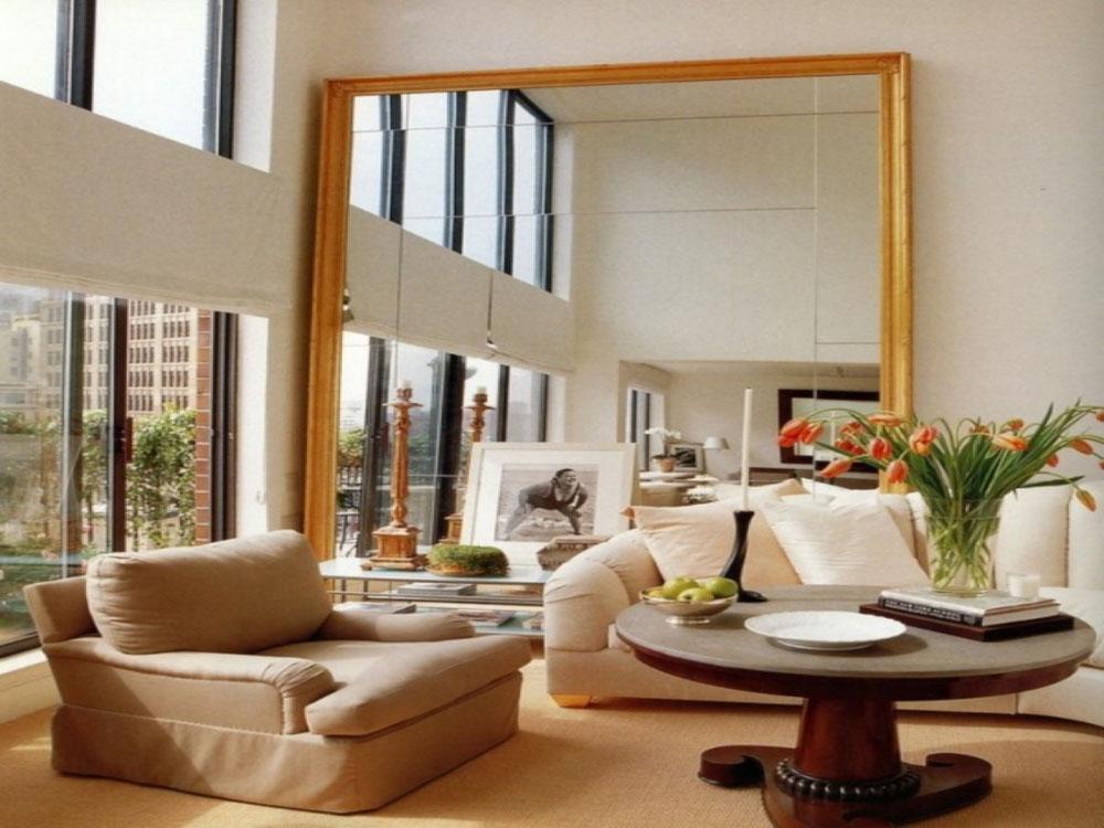 Với các không gian có diện tích hẹp thì sự thoải mái, đơn giản và dễ chịu là điều tiên quyết phải có