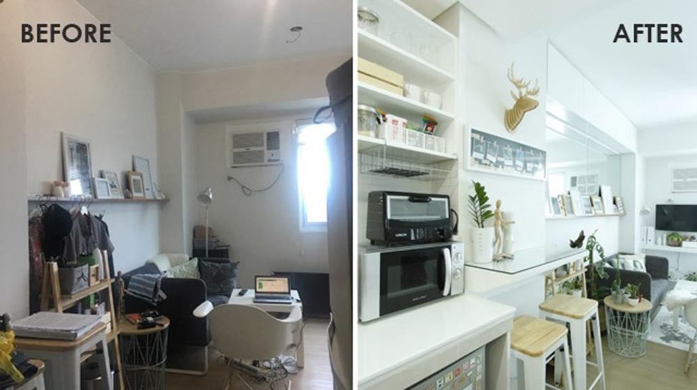 Cải tạo nhà từ căn nhà cũ kỹ thành không gian sang trọng mà vẫn ấm cúng