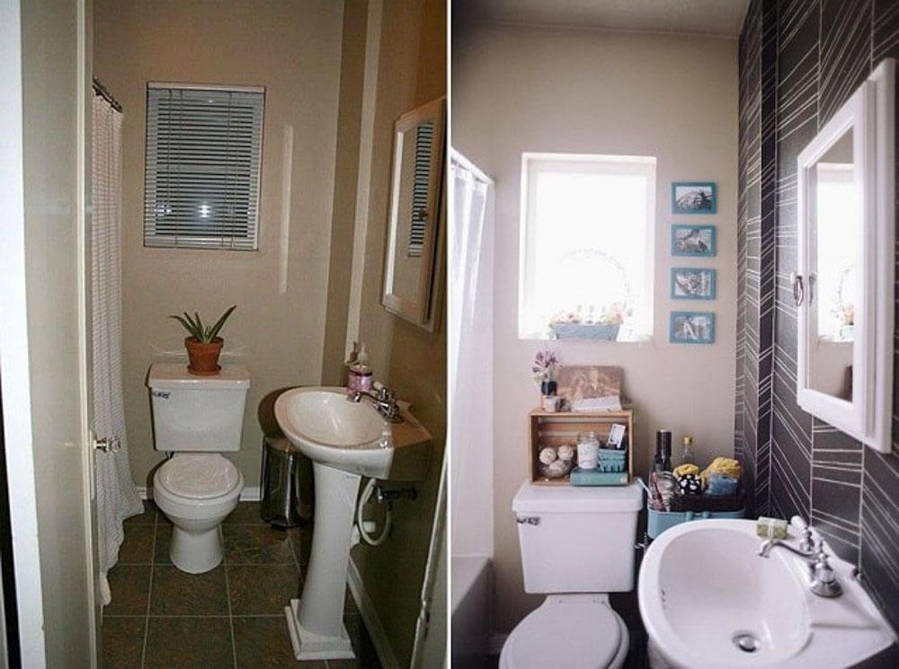 Cần có kế hoạch rõ ràng khi cải tạo nhà tắm