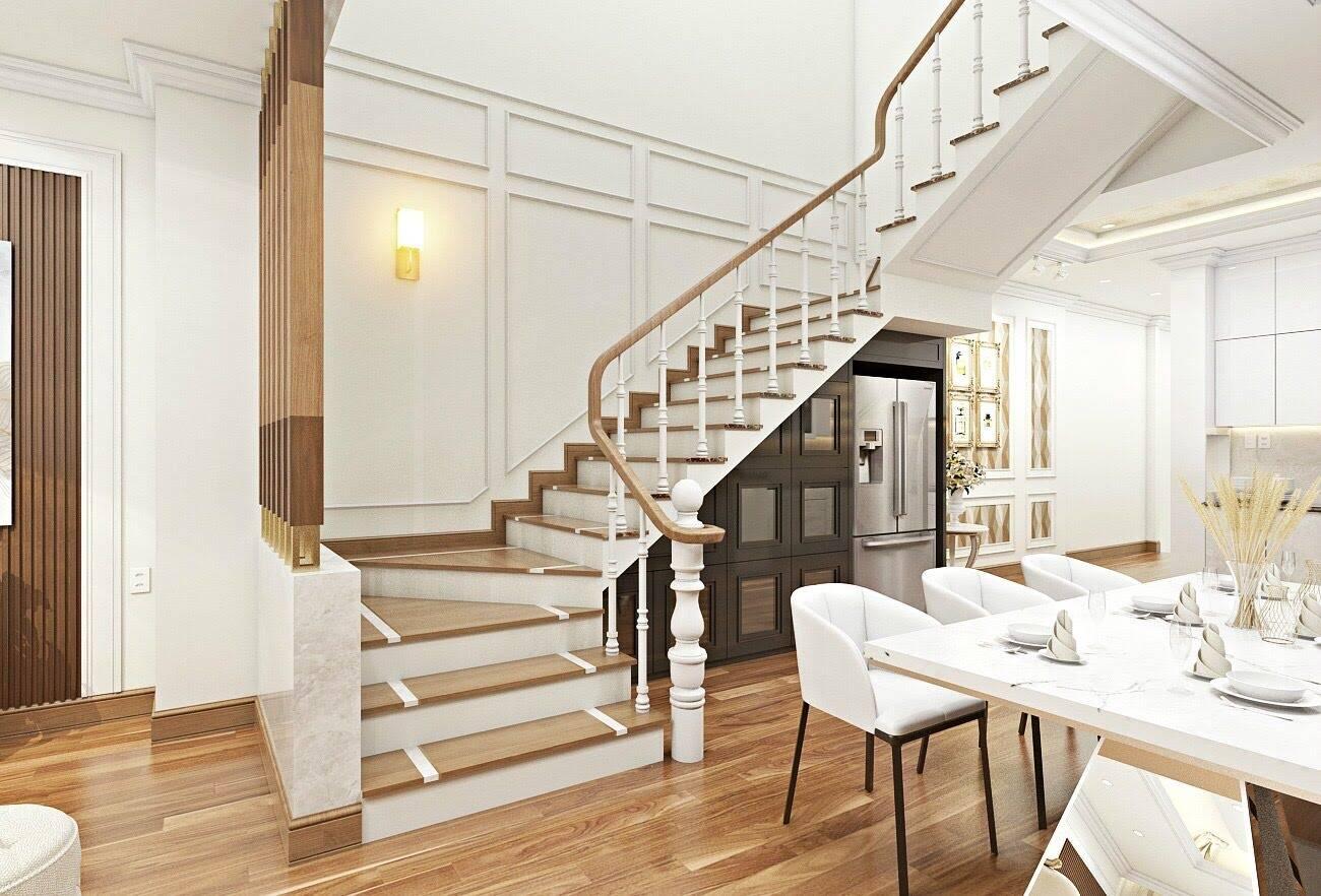 Chiếu nghỉ chính là một trong những nơi nghỉ chân tạm thời khi bạn đang đi lên cầu thang.